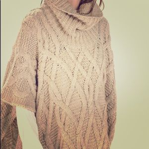 Chunky knit Zara sweater